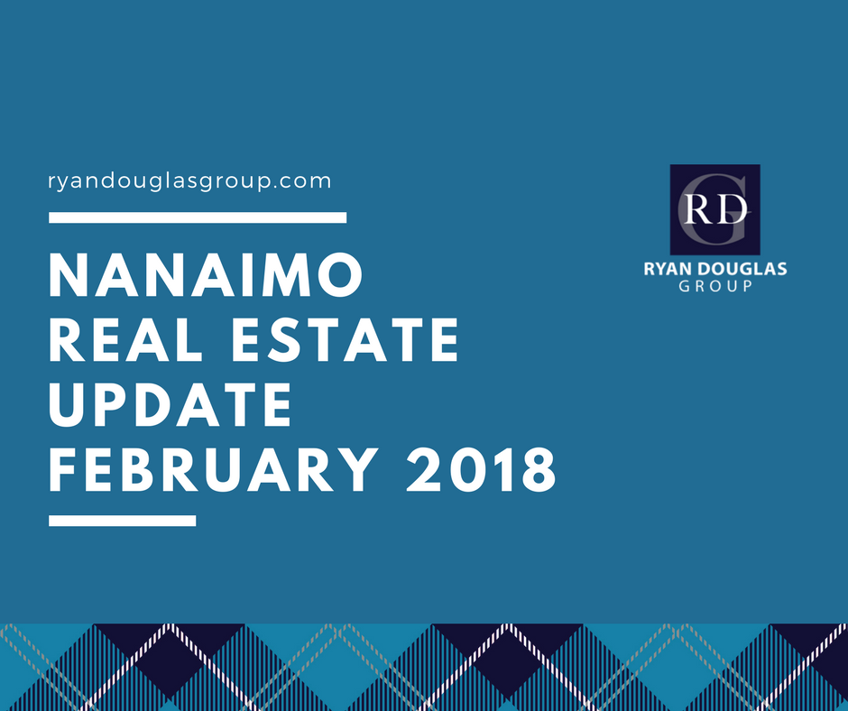 Nanaimo Real Estate Market Update Feb 2018