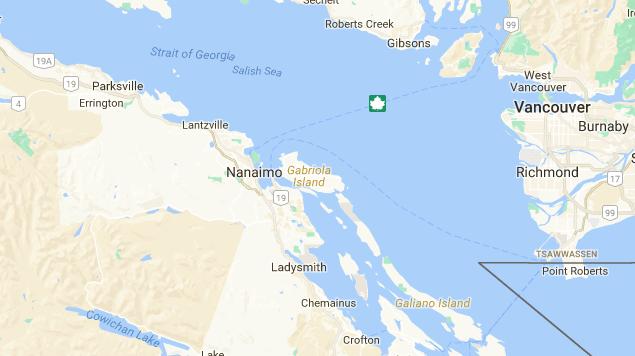 Parksville Map